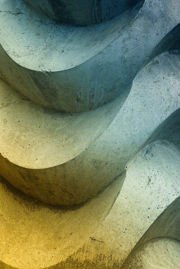Arquitectura abstracta imagenes de archivo