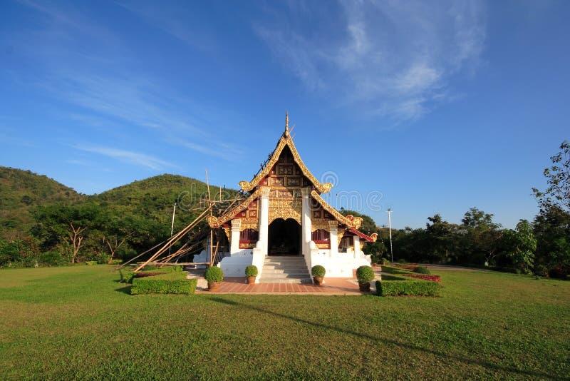 Arquitectura antigua de Tailandia fotografía de archivo