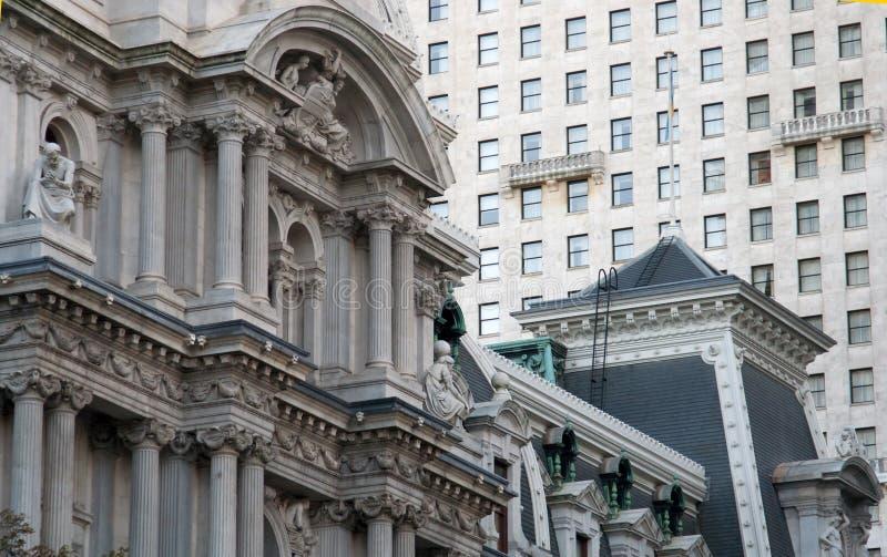 Arquitectura de Philadelphia fotos de archivo libres de regalías