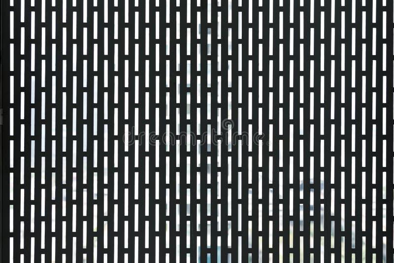 Arquitectura de acero de la rejilla de la silueta - diseño de la textura para el fondo fotos de archivo libres de regalías
