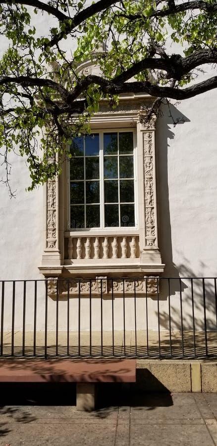 Arquitectura de Casa del Prado Historic en el parque San Diego California del balboa imagenes de archivo