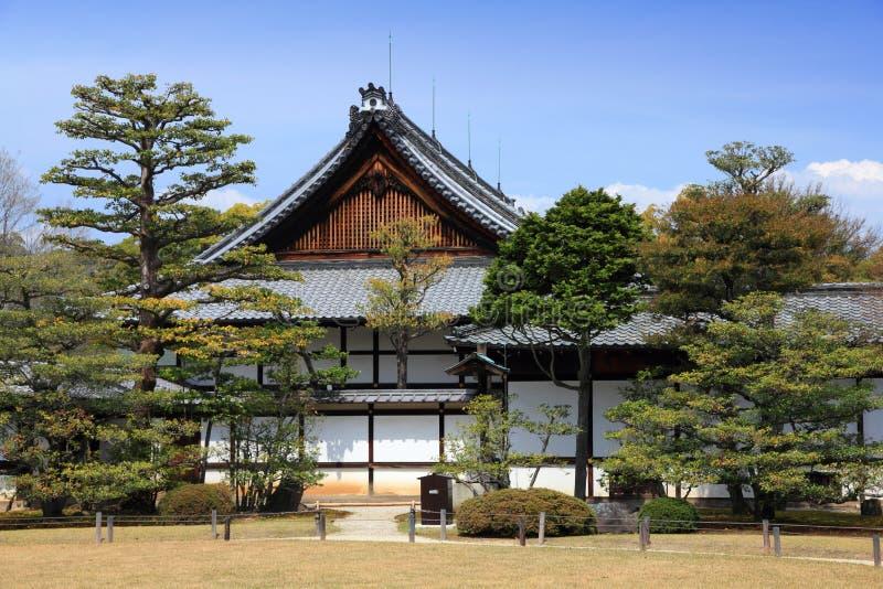Arquitectura de Kyoto imagenes de archivo