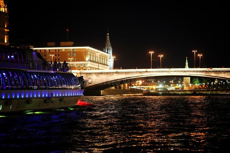 Arquitectura de la capital de Rusia imagenes de archivo