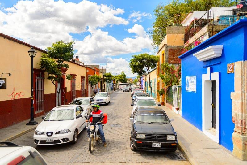 Arquitectura de Oaxaca fotos de archivo libres de regalías