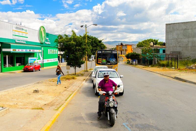 Arquitectura de Oaxaca fotos de archivo