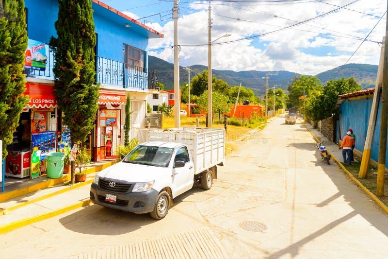 Arquitectura de Oaxaca foto de archivo libre de regalías