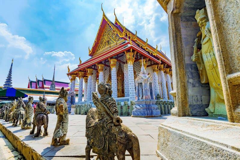 Arquitectura de Wat Arun Temple fotos de archivo libres de regalías