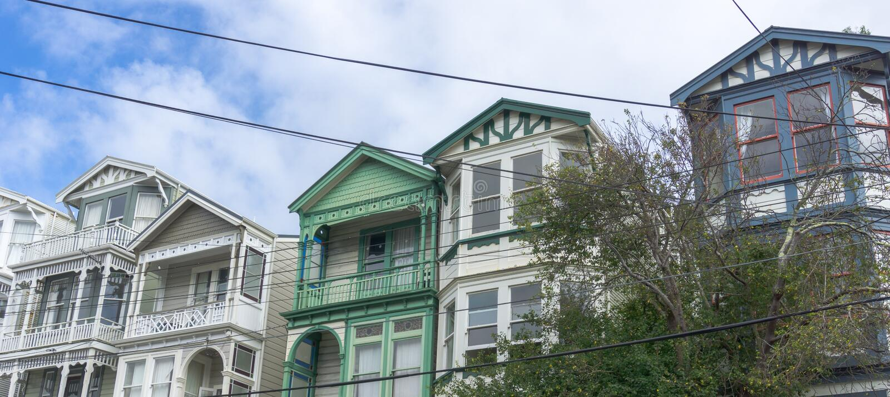 Arquitectura de Wellington foto de archivo