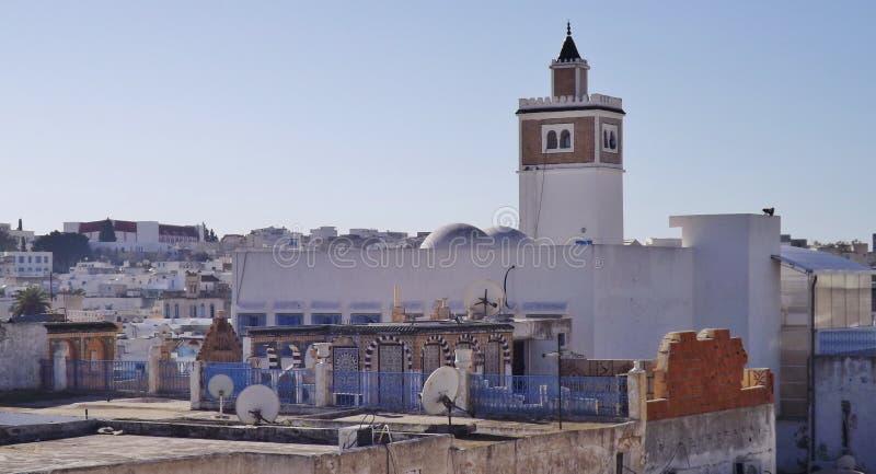 Arquitectura en Túnez, Túnez fotos de archivo libres de regalías