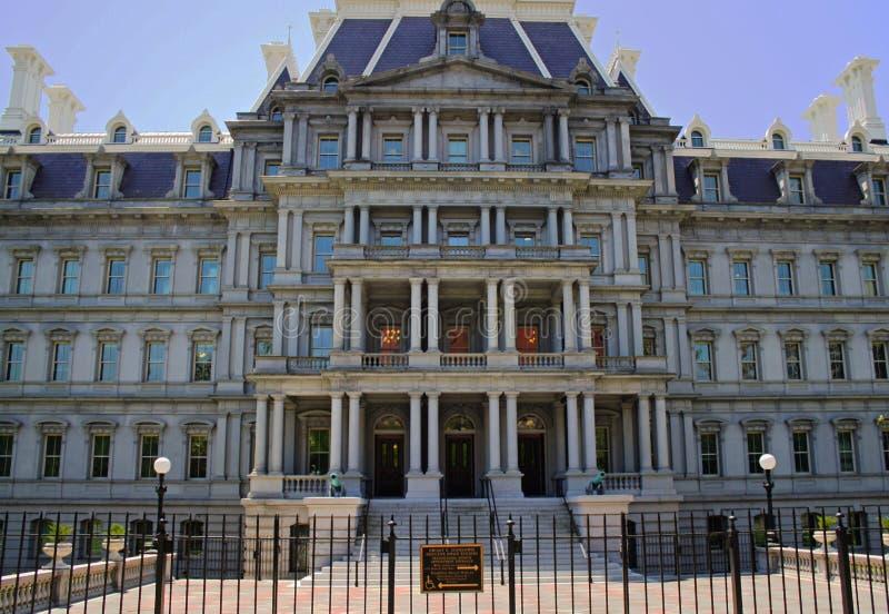 Arquitectura hermosa en DC fotos de archivo
