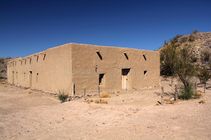 Arquitectura histórica de Costolon imagen de archivo