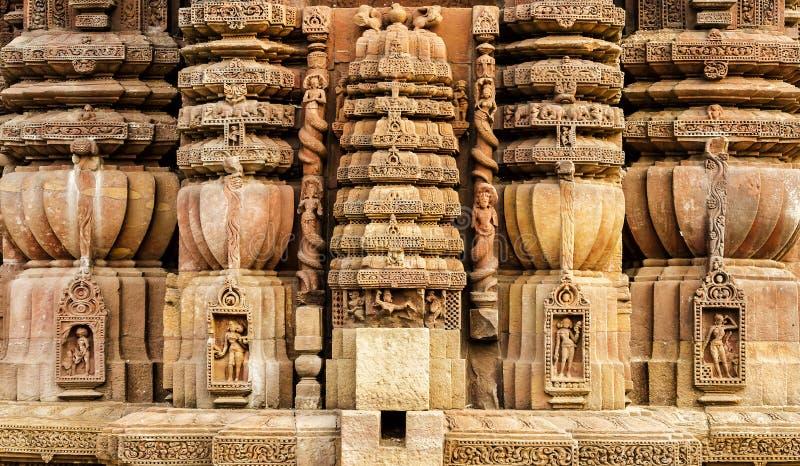 Arquitectura india antigua fotografía de archivo