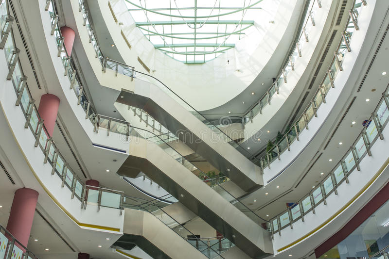 Arquitectura interior imagen de archivo libre de regalías
