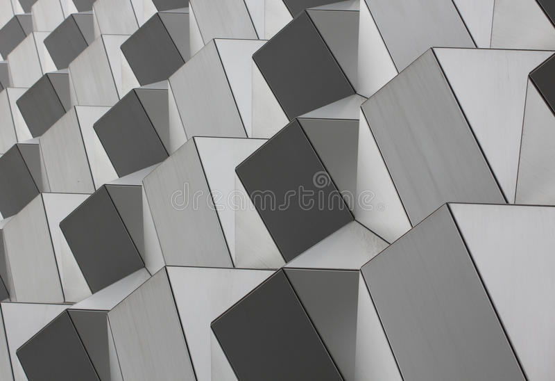 Arquitectura moderna  imagen de archivo