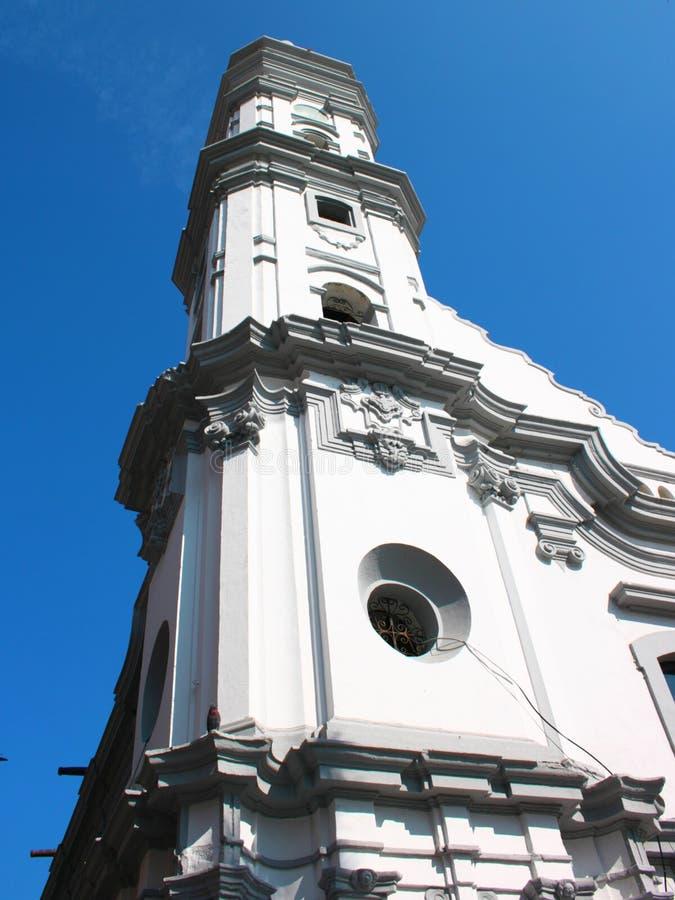 Arquitectura Veracruz imagenes de archivo