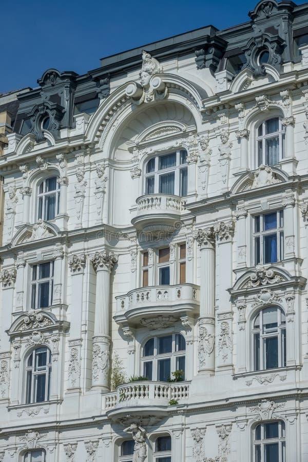 Arquitectura viena art nouveau foto de archivo imagen Art nouveau arquitectura