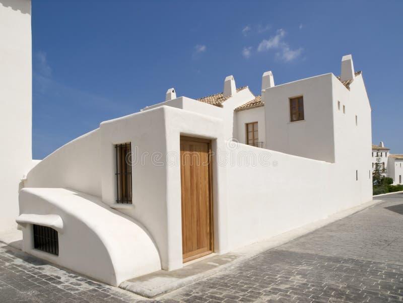 Arquitecture mediterrâneo imagens de stock