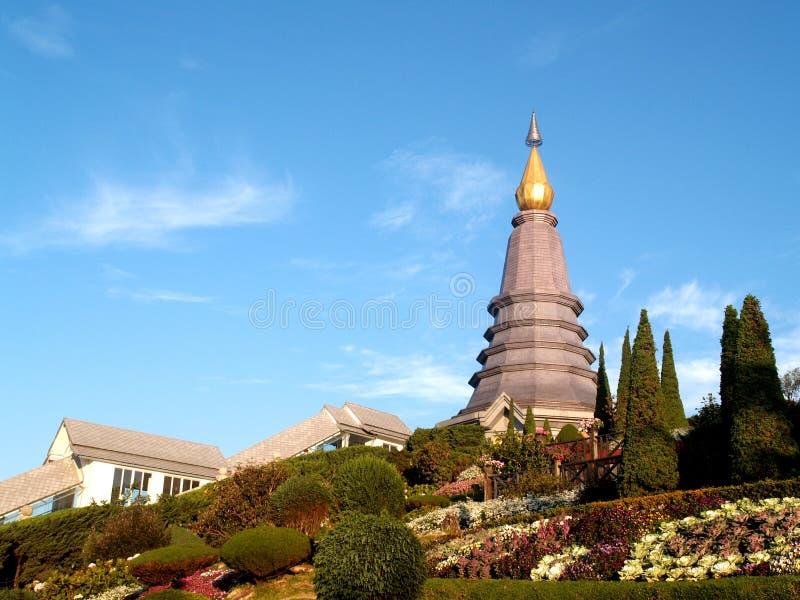 Arquitetura, Ásia, Budista foto de stock royalty free