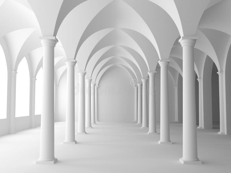 Arquitetura. ilustração stock