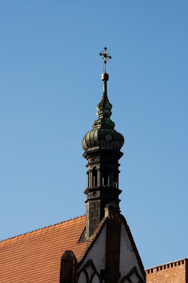Download Arquitetura Agradável Em Bydgoszcz. Imagem de Stock - Imagem de arquitetura, telhado: 12810891