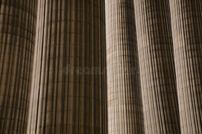Arquitetura antic clássica fotografia de stock