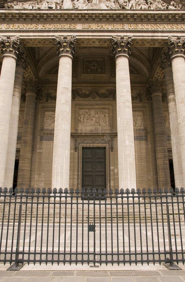 Arquitetura antic clássica foto de stock