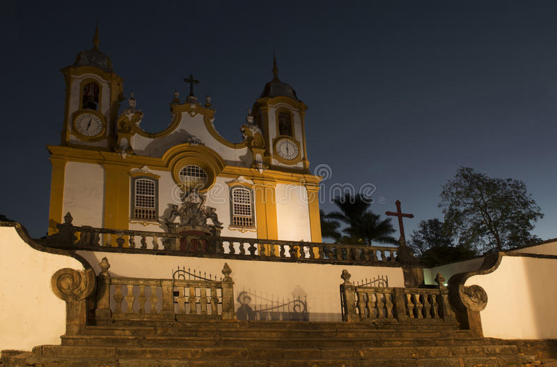 Arquitetura barroco imagens de stock royalty free