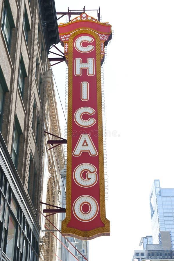 Arquitetura bonita de Chicago fotos de stock royalty free