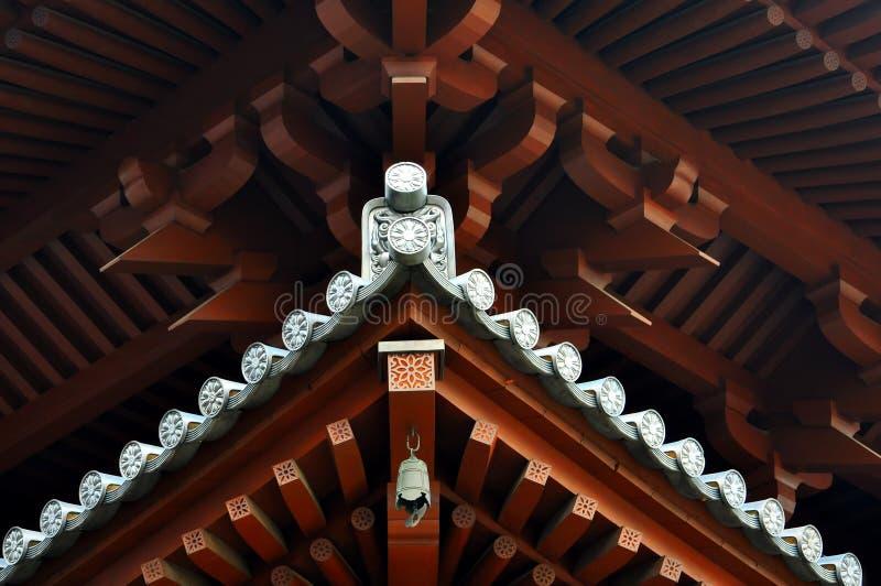 Arquitetura chinesa imagens de stock royalty free