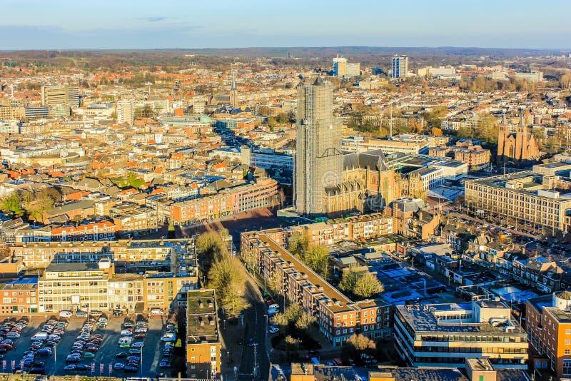 Arquitetura da cidade Arnhem imagens de stock royalty free
