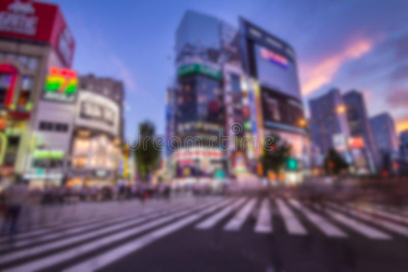 Arquitetura da cidade do Tóquio, Japão fotos de stock royalty free