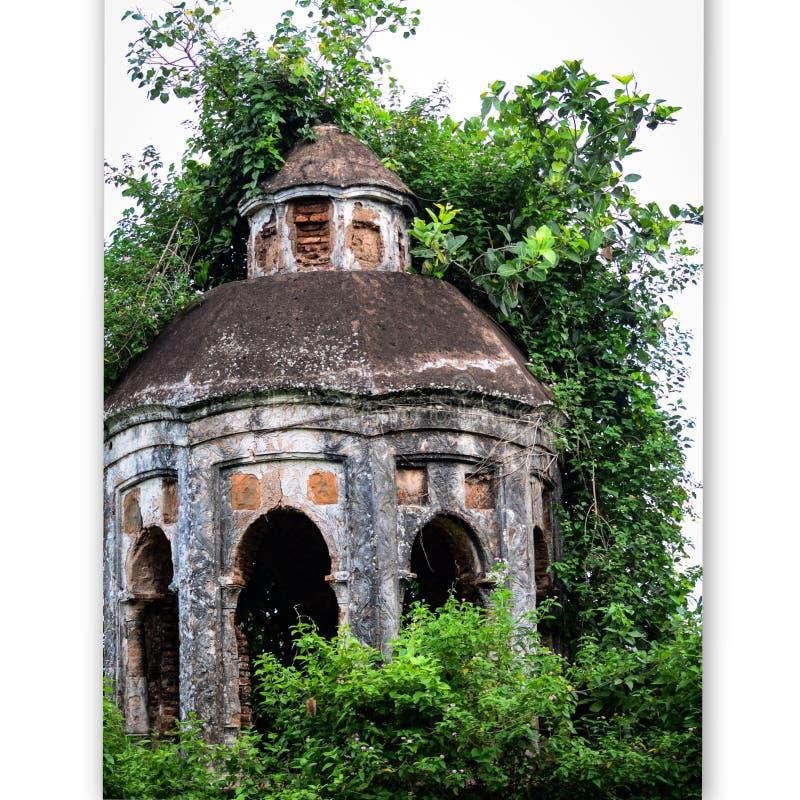 Arquitetura da história indiana imagens de stock royalty free