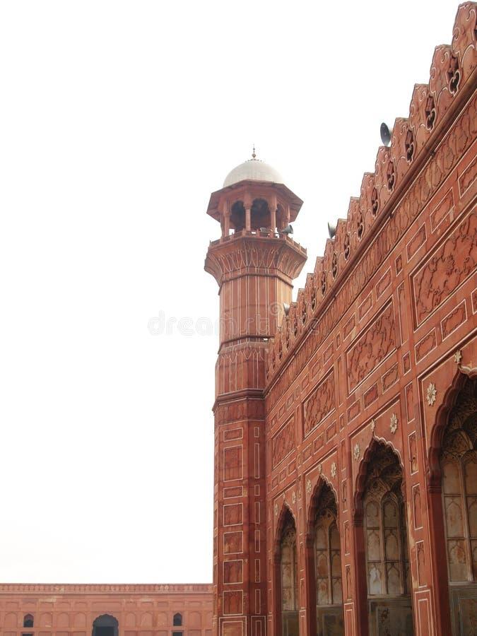Arquitetura da mesquita imagem de stock