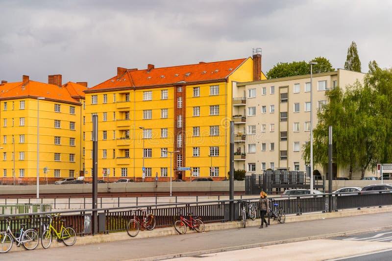 Arquitetura de Berlim, Alemanha fotos de stock royalty free