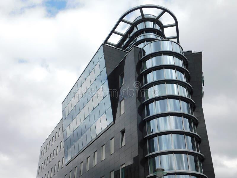 A arquitetura de Berlim fotografia de stock royalty free