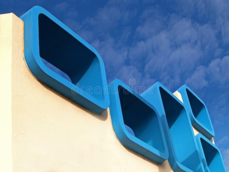 Arquitetura de Blackpool imagens de stock royalty free