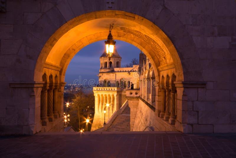 Arquitetura de Budapest imagem de stock