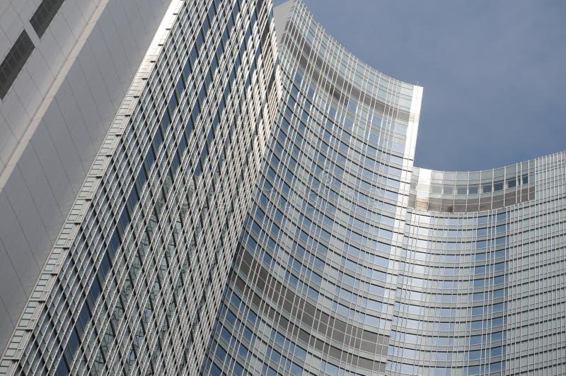 Arquitetura de Hong Kong foto de stock