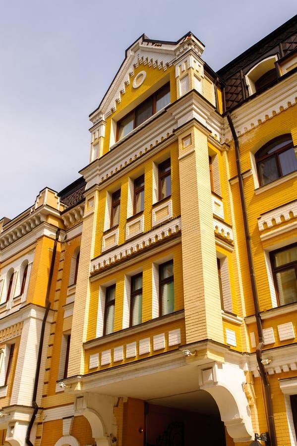 Arquitetura de Kiev, Ucrânia foto de stock