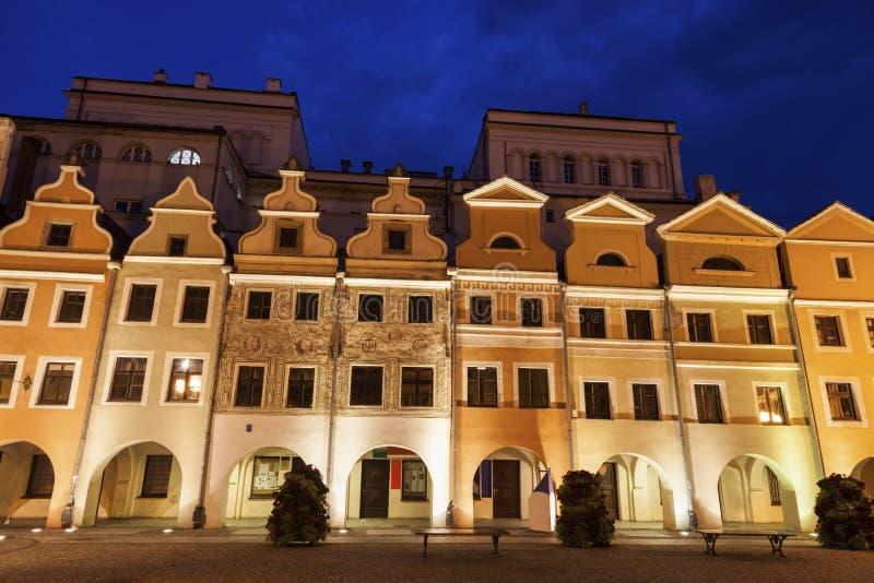 Arquitetura de Legnica fotos de stock royalty free