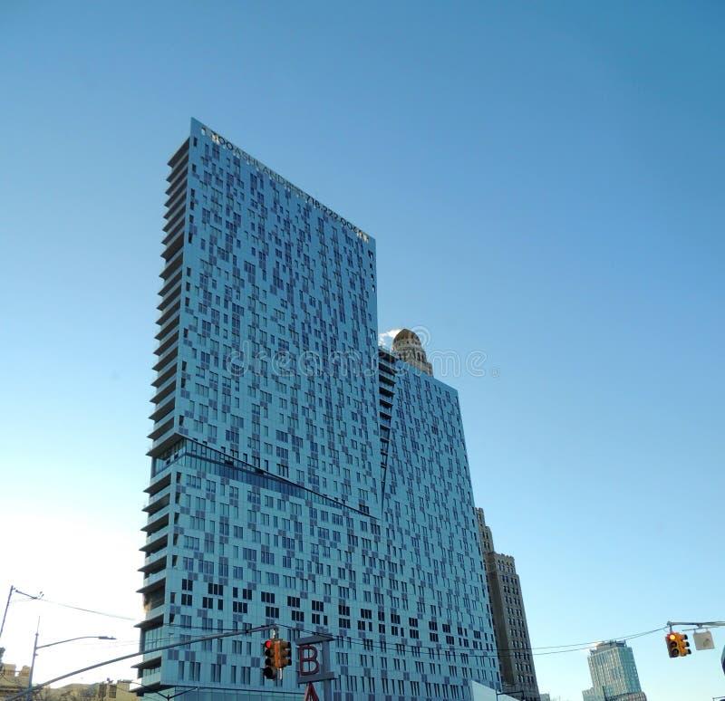 Arquitetura de New York fotografia de stock