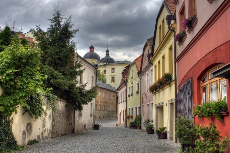 Arquitetura de Olomouc foto de stock royalty free