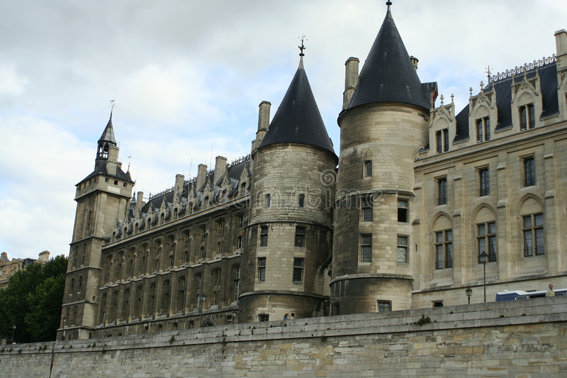 Arquitetura de Paris foto de stock