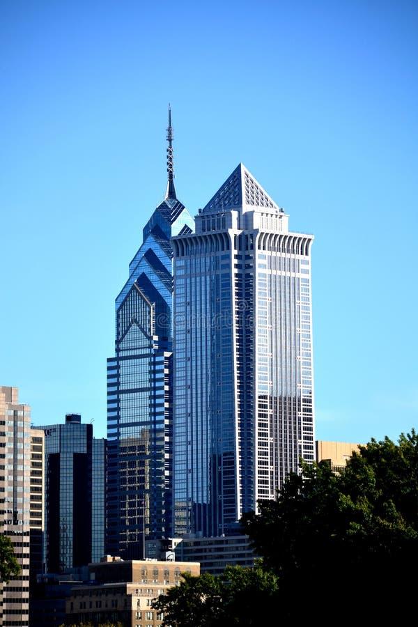 Arquitetura de Philadelphfia foto de stock
