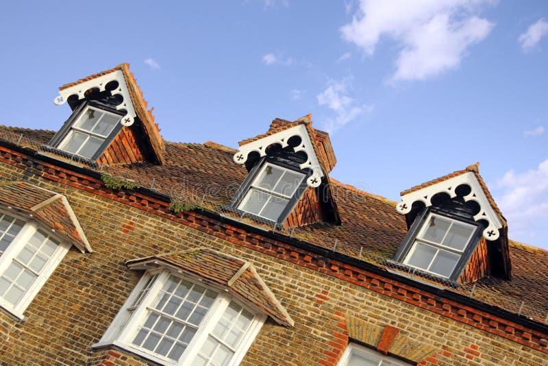 Arquitetura de Victorian fotos de stock