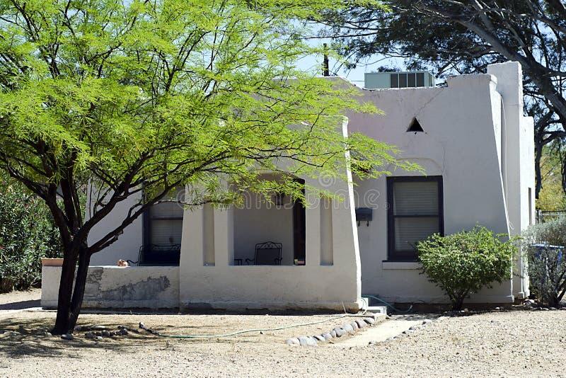 Arquitetura do Arizona fotografia de stock