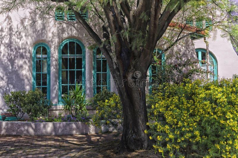 Arquitetura do Arizona Adobe imagens de stock royalty free