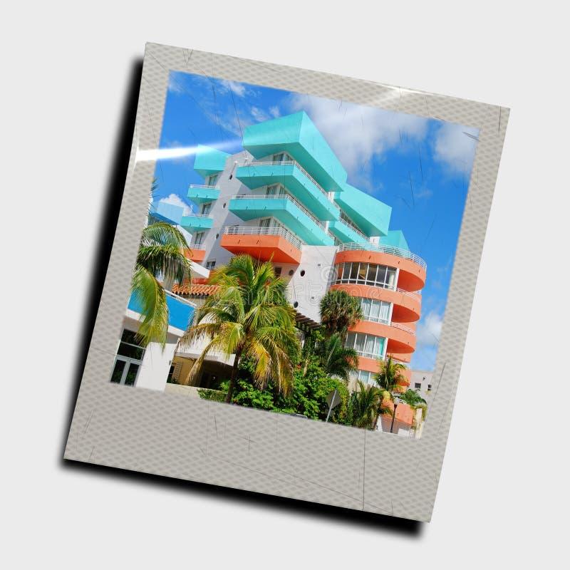 Arquitetura do art deco imagens de stock royalty free