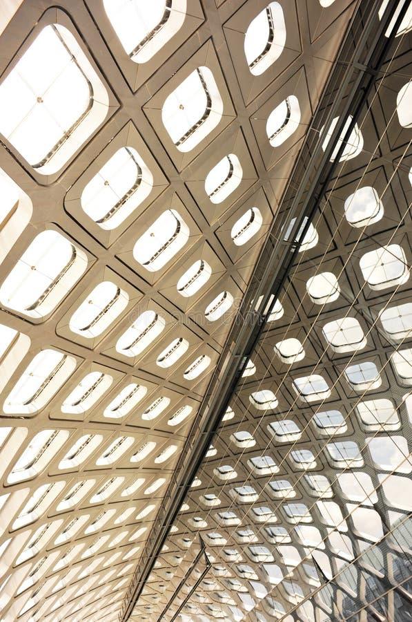 Arquitetura do Dormer foto de stock royalty free