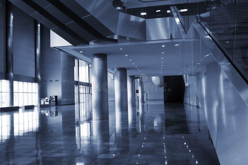 Arquitetura do edifício moderno foto de stock